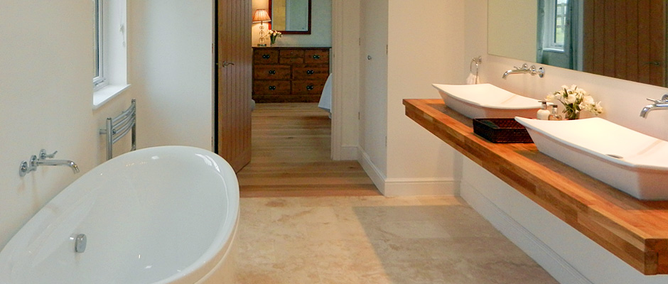 Stylish Bathroom Suite Hampshire Hideaway